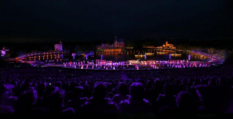 Le Puy du Fou fête la 1000ème représentation de la Cinéscénie