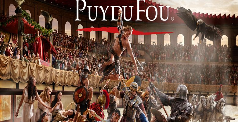 5ème Award mondial pour le Puy du Fou